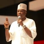 Musiliu Obanikoro PVC Event Lagos Goodluck Jonathan PDP Musiliu Obanikoro