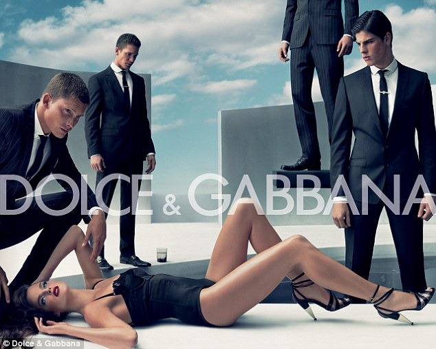 D and G advert