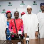 Buhari Trekker Lagos