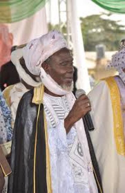 Chief Imam of Ibadanland and President, General League of Imams and Alfas, Sheikh Baosari Haruna III, died on Thursday, April 9, 2015. (Photo Credit: Osun Defender)
