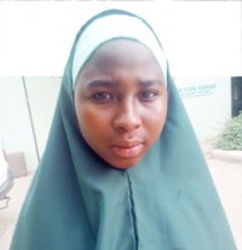 Maryam Abba, 15, has told a shocking story depicting reasons why many Chibok residents may take years before returning home. (Photo Credit: Weekly Trust)