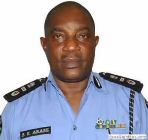 Mr Solomon Arase. Acting Inspector General Of Police