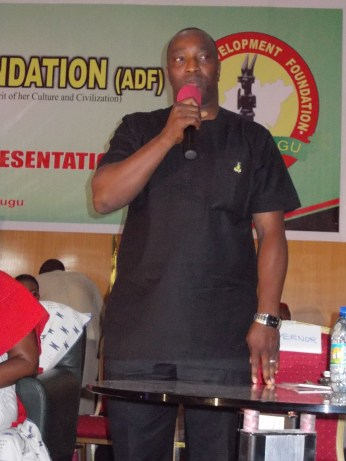 Primus Odili, Special Senior Assistant on Special Duties to Governor Willie Obiano of Anambra State.