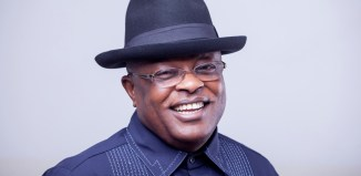 Governor Dave Umahi of Ebonyi State