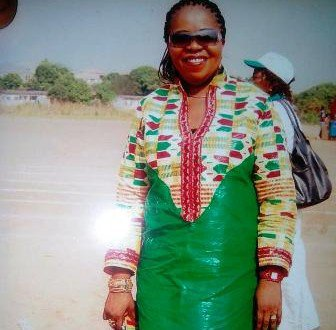 The naked lifeless remains of Mrs Agnes Elue was discovered in her bedroom at the One Day Road, Awkunanaw area of Enugu State after her houseboy allegedly clubbed her to death on Sunday, May 3, 2015. (Photo Credit: The Nation)