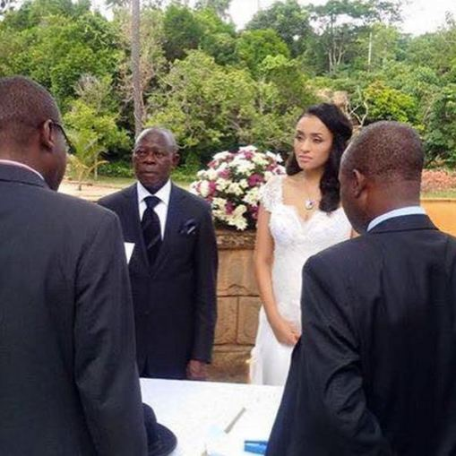 Mr. and Mrs. Oshiomole (Photo Credit: Fuse.com)