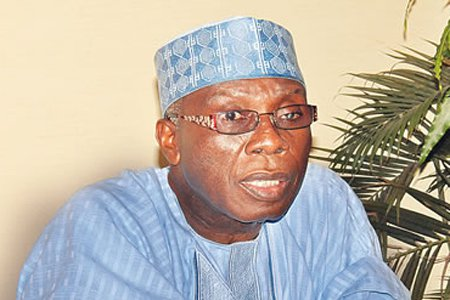 Audu Ogbeh (Photo Credit: The Nation)