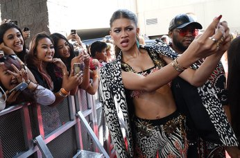 LAS VEGAS, NV - MAY 17: Recording artist Zendaya attends the 2015 Billboard Music Awards at MGM Grand Garden Arena on May 17, 2015 in Las Vegas, Nevada. (Photo by Michael Buckner/BMA2015/Getty Images for dcp)