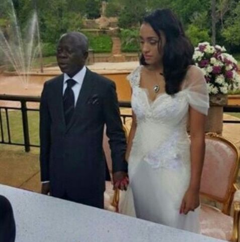 Mr. and Mrs. Oshiomole (Photo Credit: Fuse.com)
