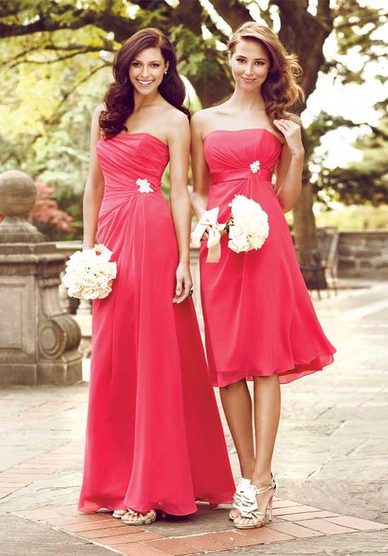 Bridesmaid Dresses (Credit: shadibeautytips.com)