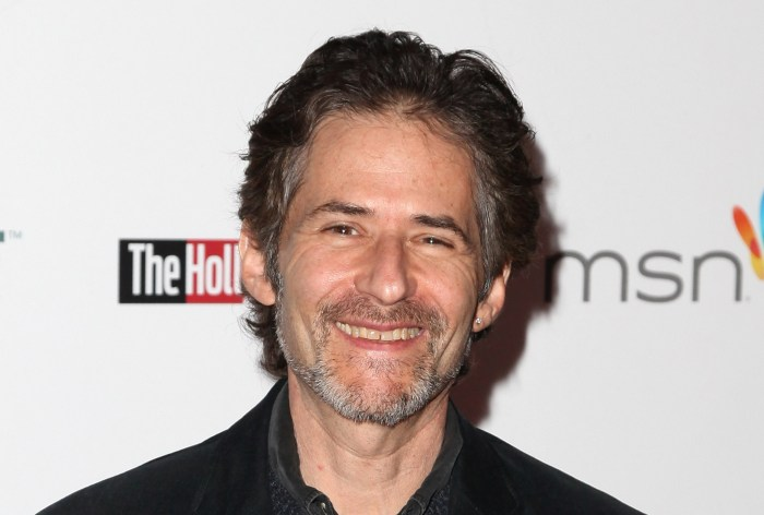 Composer James Horner attends The Hollywood Reporter's and the Mayor of Los Angeles' Oscar Nominees' Night presented by Bing and MSN at The Getty House on March 4, 2010 in Los Angeles, California.  (Photo Credit: Angela Weiss/Getty Images)
