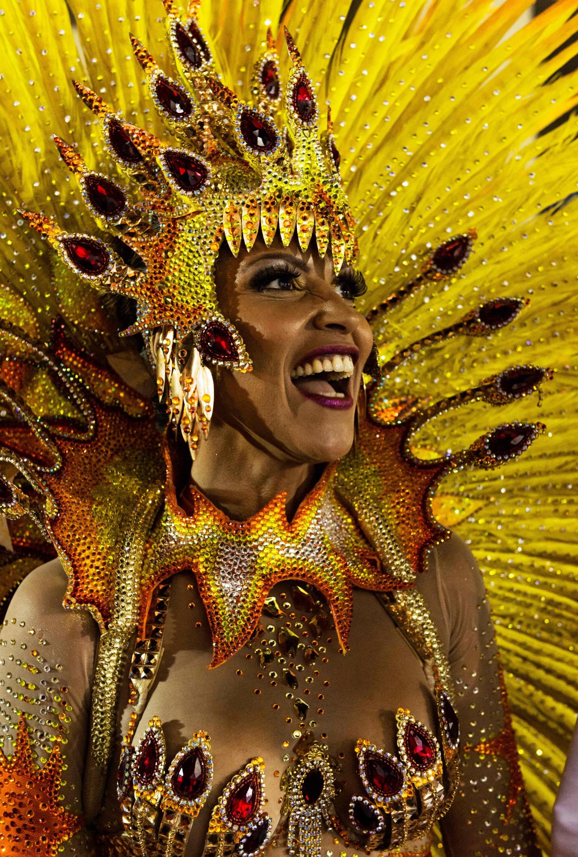 Photos Meet The Sexiest Brazilian Samba Dancers From Rio -7931