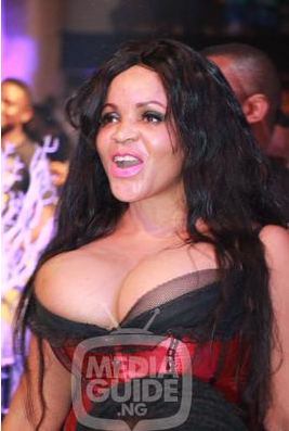 Cossy orjiakor at Yaw Live on Stage (photo Credit: Media Guide NG)