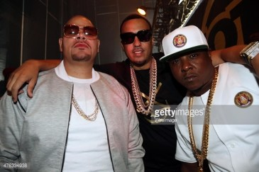 Fat Joe, French Montana and Jadakis