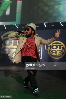 SchoolBoy Q perform at the 2015 Summer Jam (Credit: Getty Images)