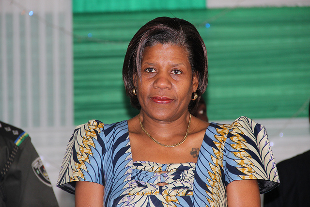 Marie-Francoise Marie-Nelly, World Bank Director For Nigeria