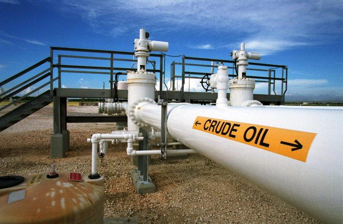 crude nigerian oil