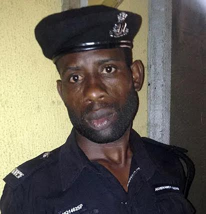 man posing as fake police officer (Credit: Daily Post)