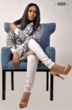 Zimbabwean born Nollywood actress, Memry Savanhu stuns in new photos. (Photo Credit: Debbin Fotografas)