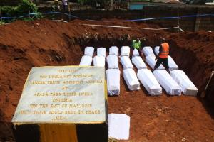 The trent - Anambra fuel tanker mass burial