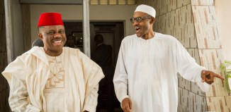 Obiano, Muhammadu Buhari, Nnamdi Azikiwe
