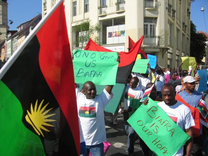 Ciroma Igbos Biafra South East IPOB Nnamdi Kanu