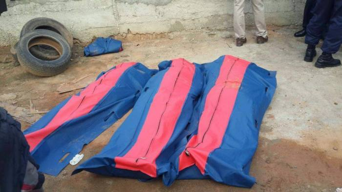 SAD: The victims of the helicopter crash in Lagos Lagoon on August 12, 2015