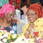 Muhammadu Buhari, Dolapo Osinbajo, Buba Marwa, Boss Mustapha