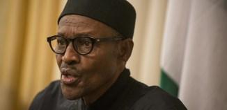 Muhammadu Buhari Nigeria APC
