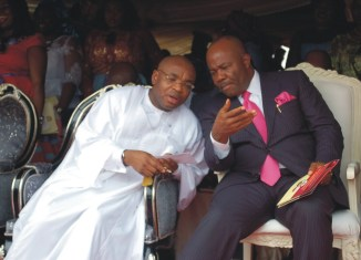 Udom Emmanuel Godswill Akpabio