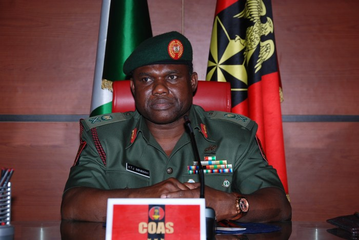 Kenneth Tobiah Minimah, Army, EFCC, Refund, $1,7 Billion