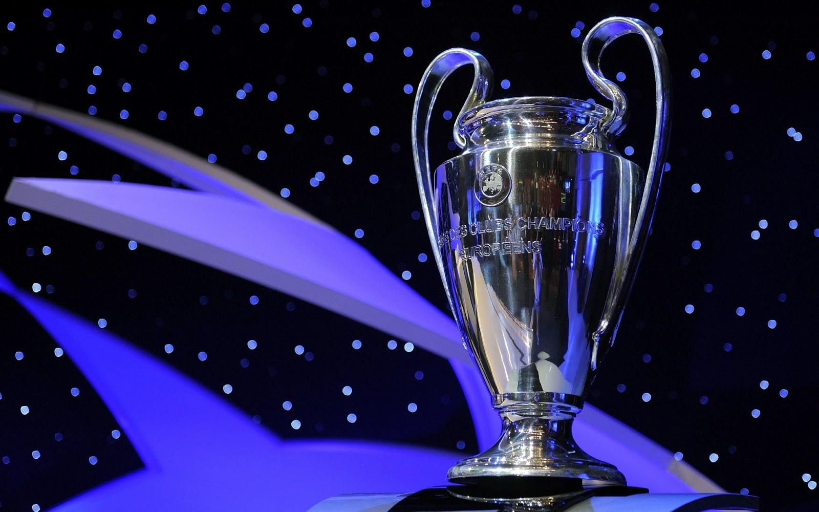 UEFA Champions League Trophy