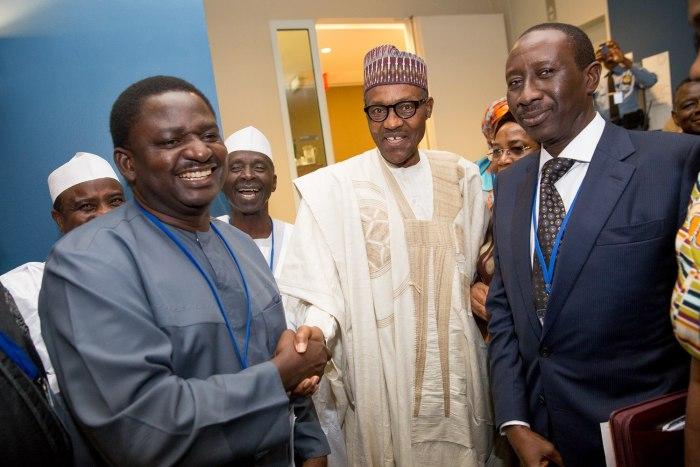 Adesina, Misquote, President, Buhari