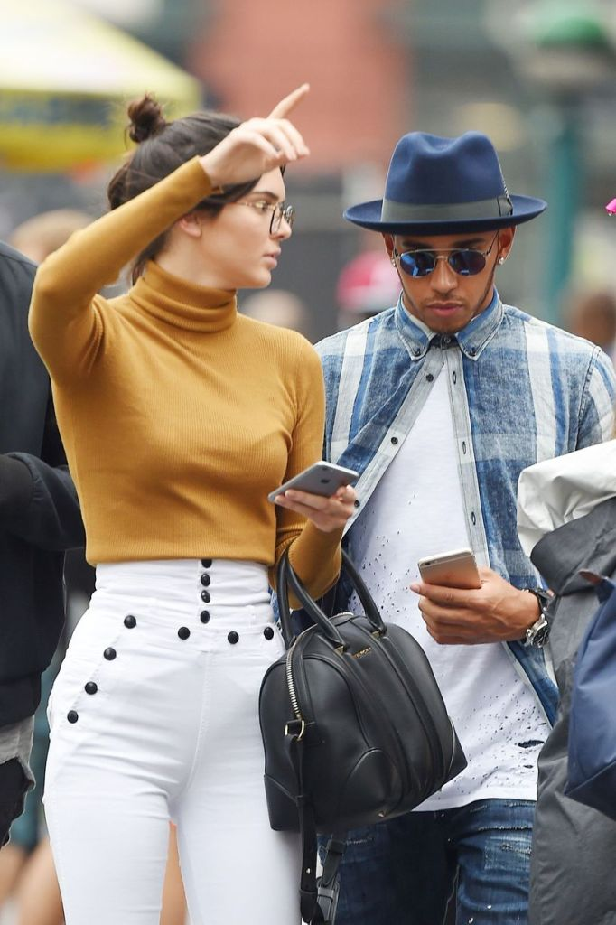 Kendall-Jenner-and-Lewis-Hamilton-out-and-about