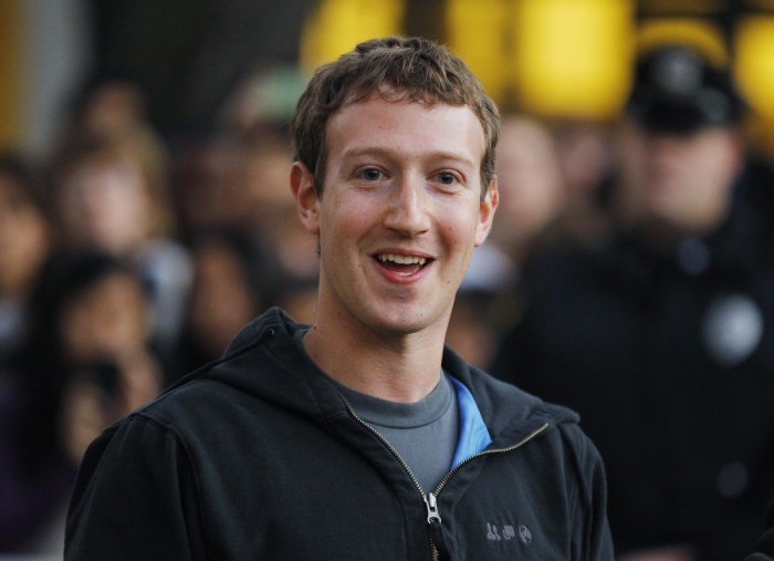 Facebook Mark zuckerberg