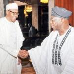 Nigerian Politicians Politicians Nigerian Buhari Obasanjo