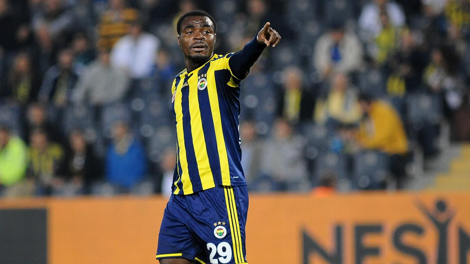 Emenike Drops Massive Hint About Joining West Ham United The Trent