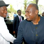 Nigeria President Goodluck Jonathan Niger Delta Alamieyeseigha