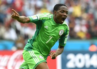 Ahmed Musa Premier League