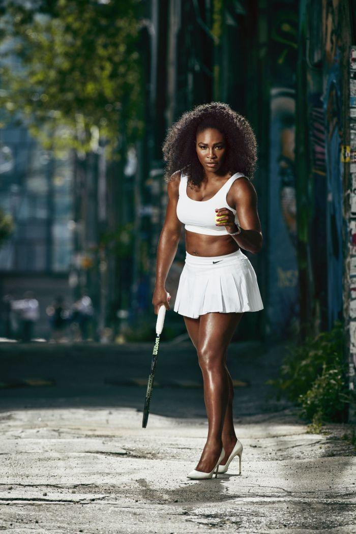 Serena Williams | Douglas Friedman/Harpers Bazaar