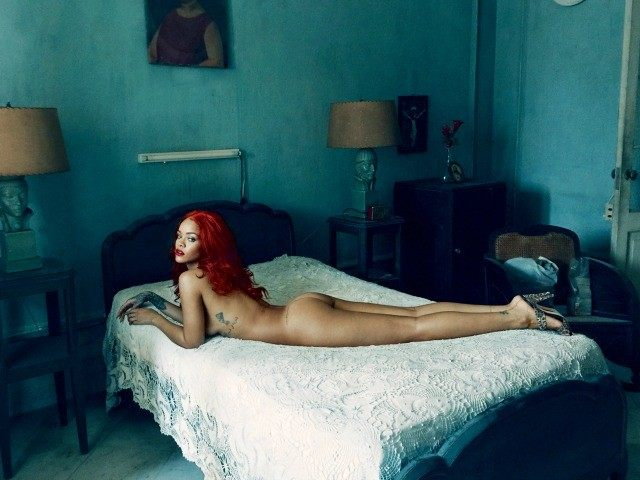 Rihanna poses completely nude for Vanity Fair | Vanity Fair