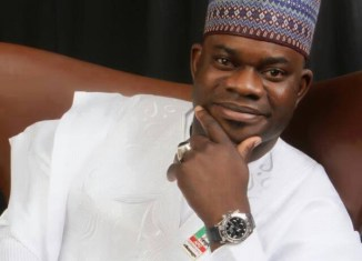 Yahaya Bello , Muhammadu Buhari, Christian Association Nigeria,