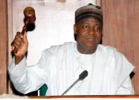 Budget Speaker of the House of Representatives, Yakubu Dogara