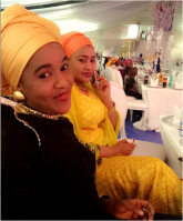 Photos from Atiku Abubakar's 3 daughter's wedding ceremony in Adamawa State on Friday, November 13, 2015.