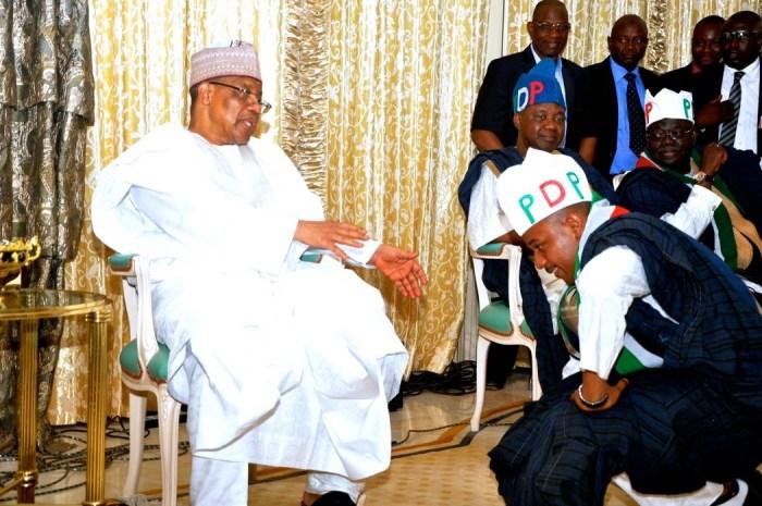 Ibrahim Babangida, Buhari, 2019