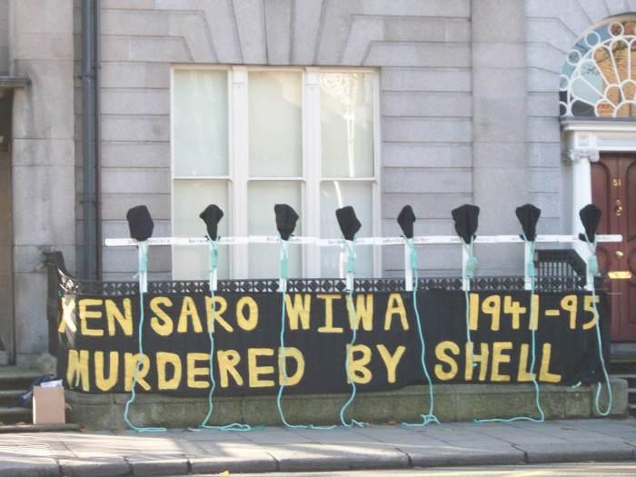 Ken Saro-Wiwa Ogoni Niger Delta