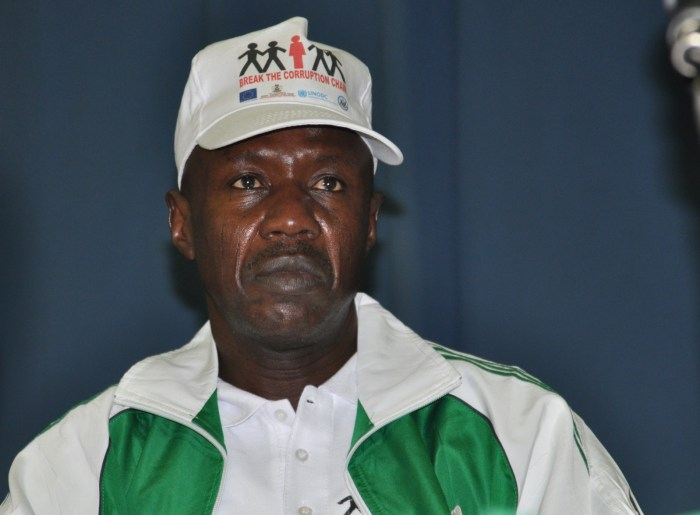 Ikoyi DSS governor Ibrahim Magu EFCC Diezani Alison-Maduekwe