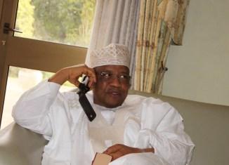 General Ibrahim Babangida, Muhammadu Buhari, 2019