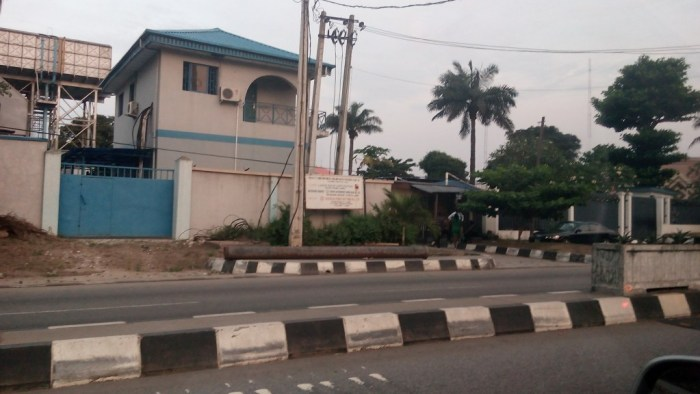 The No 50, Alexander Road, Ikoyi of Colonel Kayode Are, former DG of DSS evicted Wednesday, December 2, 2015   Information Nigeria