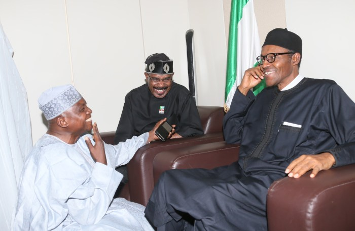 Garba Shehu Muhammadu Buhari